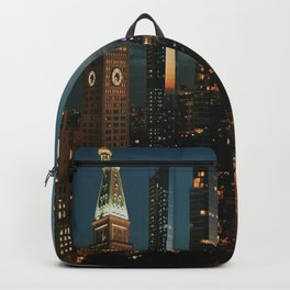 Fifth Avenue New York Views Backpack