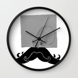 Octostache Wall Clock