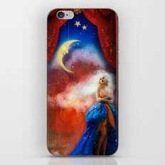 Only a Paper Moon iPhone Skin