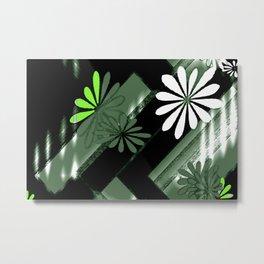 A little flower power Metal Print
