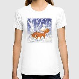 Little Foxy  T-shirt