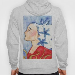 The Snowflake Spirit Hoody