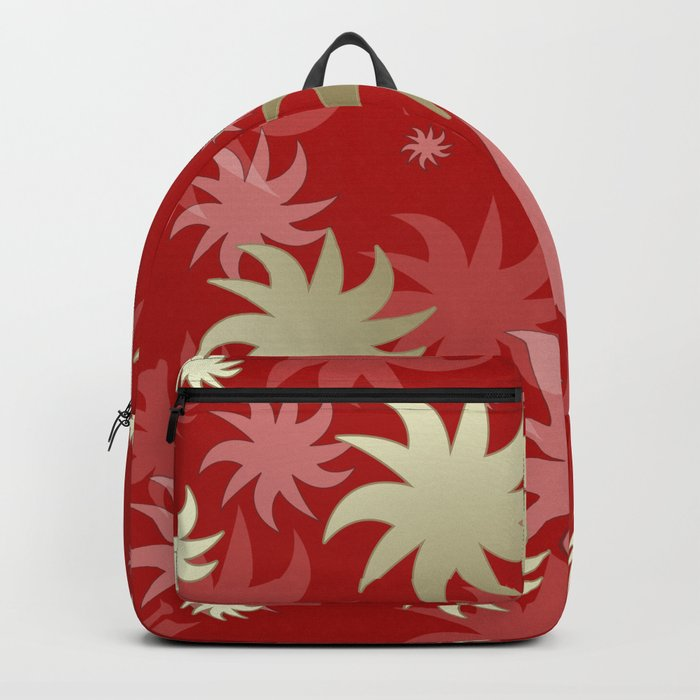 CHRISTMAS STARS 04 Backpack