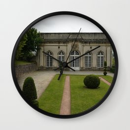 Limoges 4 Wall Clock