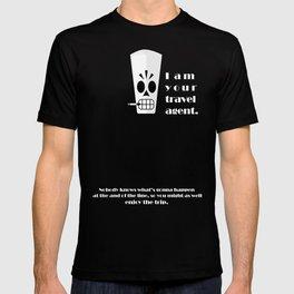 Grim Fandango - Manny Calavera T-shirt