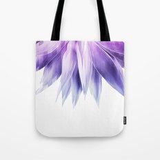 Agave geo fringe - amethyst Tote Bag