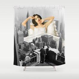 Urban Nymph Shower Curtain