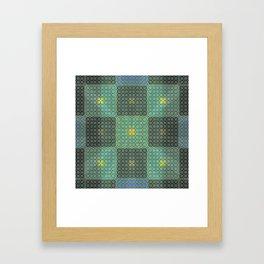 snakskin Framed Art Print