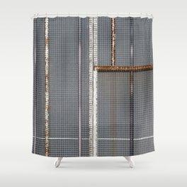 Mesh 01 Shower Curtain