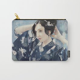 Rainfall - 'In the Garden' Series Carry-All Pouch