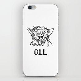 O.L.L. iPhone Skin