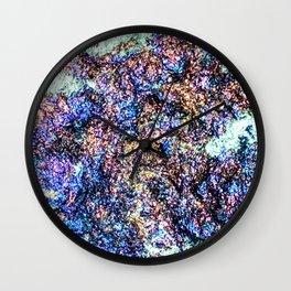 Peacock Ore Wall Clock