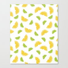 Citrus Sours Canvas Print