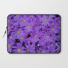 violet  chrysanthemum Laptop Sleeve