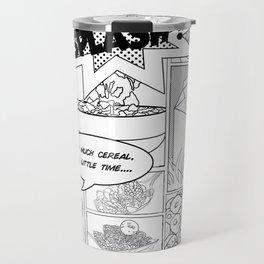 i luv cereal Travel Mug