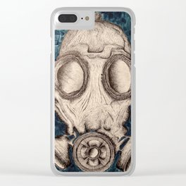Holocaust Clear iPhone Case