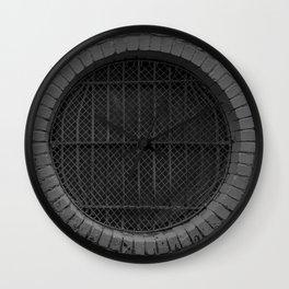 Sealed Portal Wall Clock