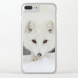 Fixated Clear iPhone Case