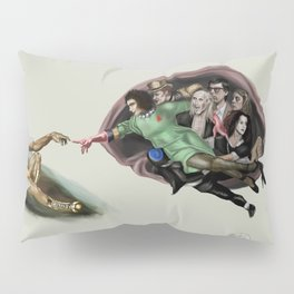 The Creation of Rocky Pillow Sham