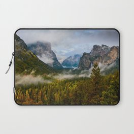 Yosemite National Park / Tunnel View  4/26/15 Laptop Sleeve