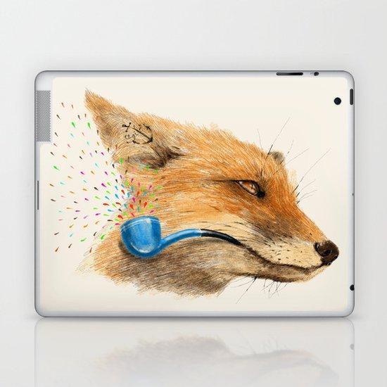 Fox V Laptop & iPad Skin