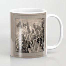 old timey tulips (square) Coffee Mug