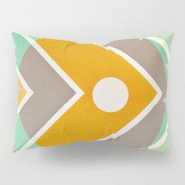 Fish -color graphic Pillow Sham