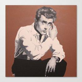 Jimmy Dean Canvas Print