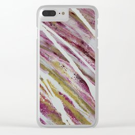 """""""Sparks"""" 2018 Clear iPhone Case"""