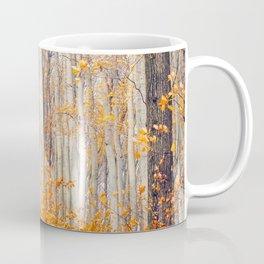orange autumn Coffee Mug