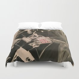 Best Sith Dad Duvet Cover