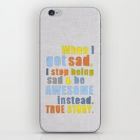 himym iPhone & iPod Skins featuring LEGEN____waitforit____DARY by Bianca Green