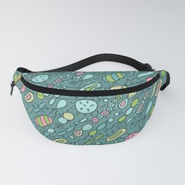 Microbes Fanny Pack
