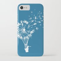 wind iPhone & iPod Cases featuring Going where the wind blows by Picomodi