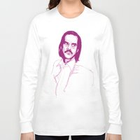 nick cave Long Sleeve T-shirts featuring Nick Cave by 1and9