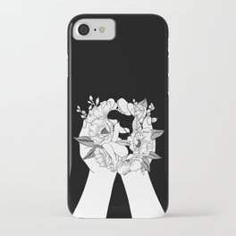 Natural Woman iPhone Case