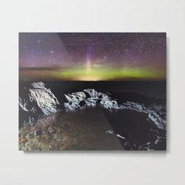 Northern Lagoon Metal Print