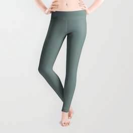 Dallas Football Team Gray Green Solid Mix and Match Colors Leggings