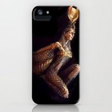Goddess Isis iPhone (5, 5s) Slim Case