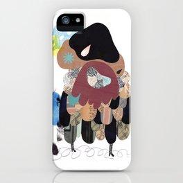 SayHello iPhone Case
