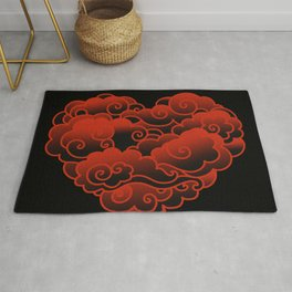 CLOUD HEART Rug