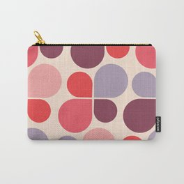 abstract drops Carry-All Pouch