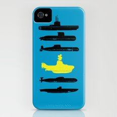 Know Your Submarines V2 iPhone (4, 4s) Slim Case