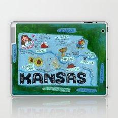 KANSAS Laptop & iPad Skin