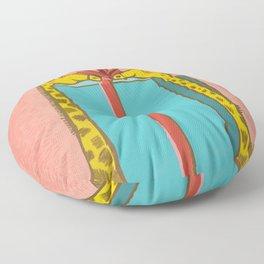 Necklove Floor Pillow