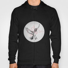 COURIER ROBIN Hoody