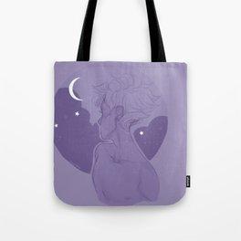 Moonsetter Tote Bag