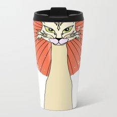 Felidae light Metal Travel Mug
