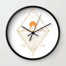 osiris merch Wall Clock