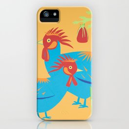 Gumbo iPhone Case